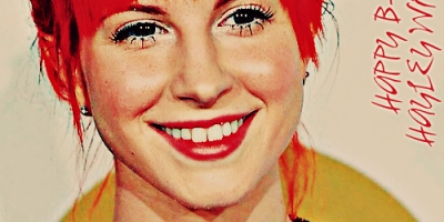 Hayley Williams Birthday