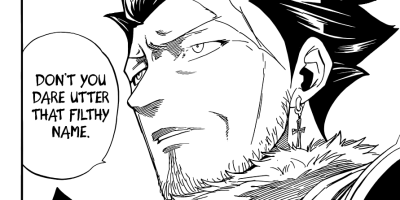 Fairy Tail 366 Silver Gray