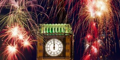 New Year London Ben