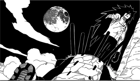 madara defeats tobirama