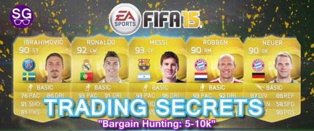 Fifa 15 trading