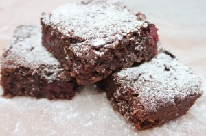 11.Chocolate brownies