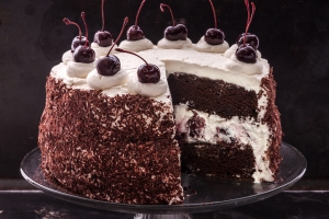 14.Black forest
