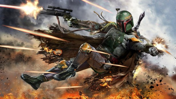 Boba Fett New