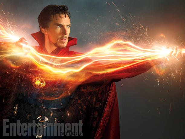 Doctor Strange Movie 1