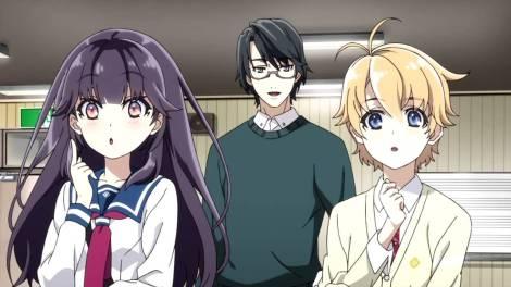 Haruta and Chika