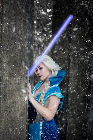 Jedi Elsa 3
