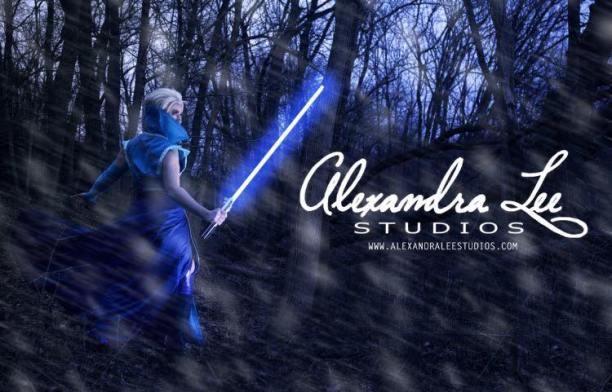 Jedi Elsa 6