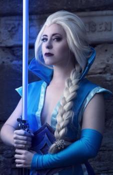 Jedi Elsa 8