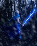 Jedi Elsa 9
