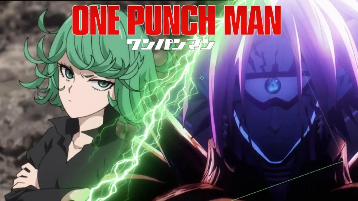 One Punch Man Folge 10