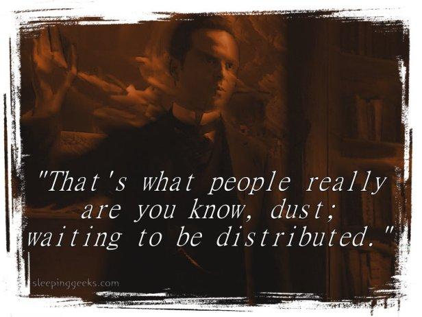 Moriarty Sherlock People Dust