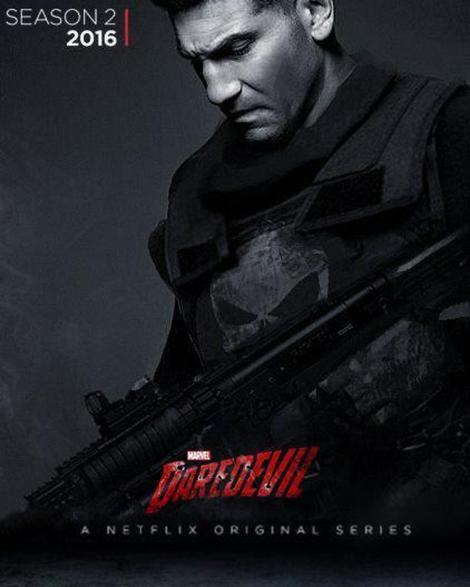 Punisher Daredevil Season 2