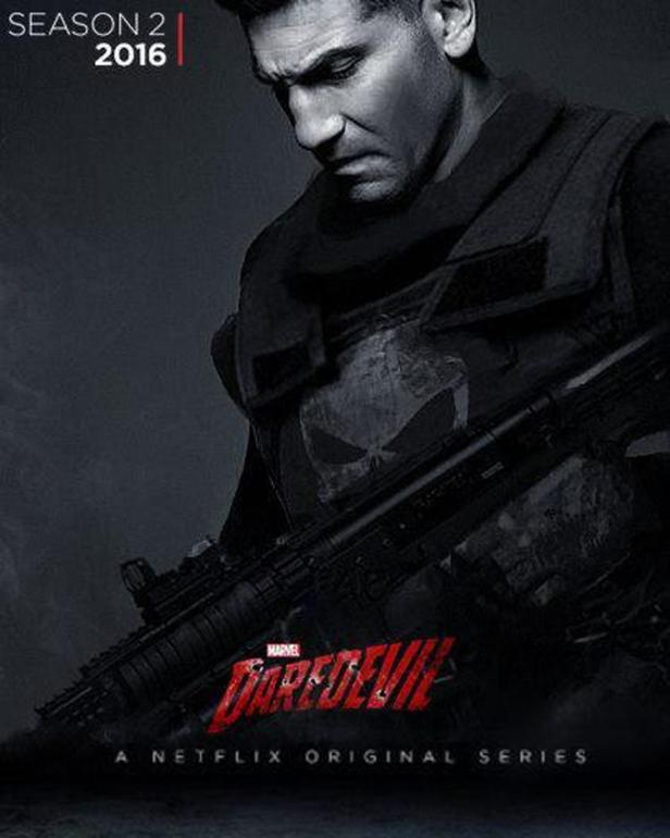 Punisher Daredevil Season 2