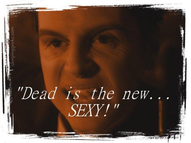 Sherlock Moriarty Dead Sexy