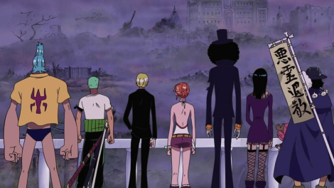 Strawhat_Crew_sees_Thriller_Back_First_Time