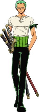 Zoro's_Common_Outfit