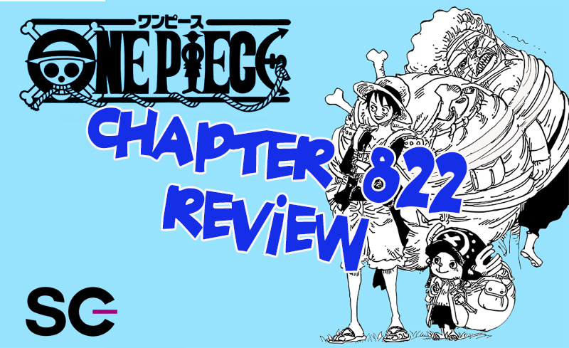 Time To Get Sanji Zoro To Conquer Wano One Piece 822 Review Sleeping Geeks
