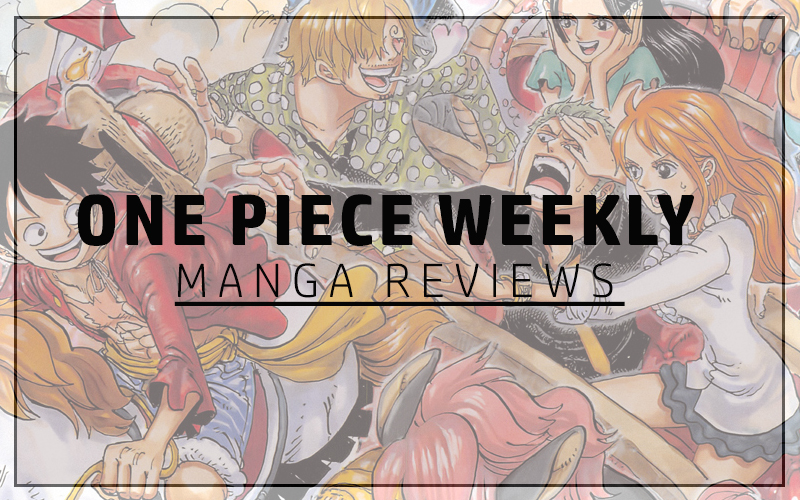 OP weekly manga reviews banner