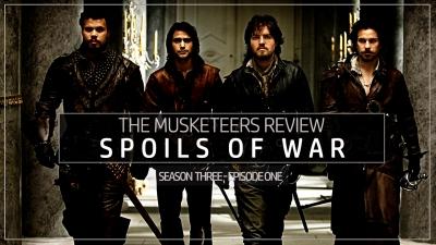 Musketeers spoils of war