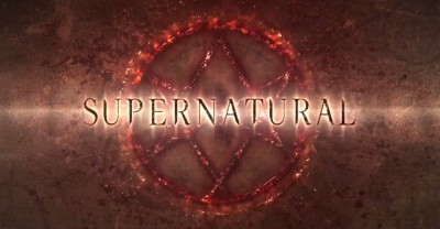 Supernatural Season 12 logo