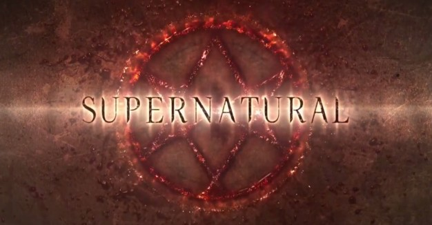 Supernatural Season 12 logo