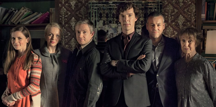 "Sherlock Series 4 Episode 1 Review ""The Six Thatchers"" 